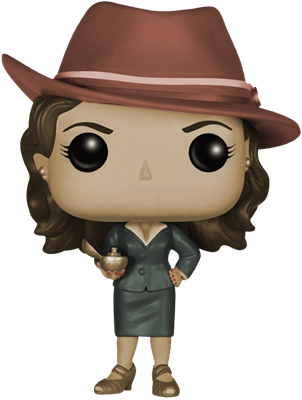 Funko Pop! Marvel Agent Carter (Sepia)