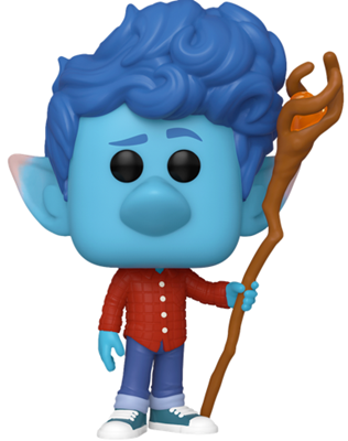 Funko Pop! Disney Ian Lightfoot