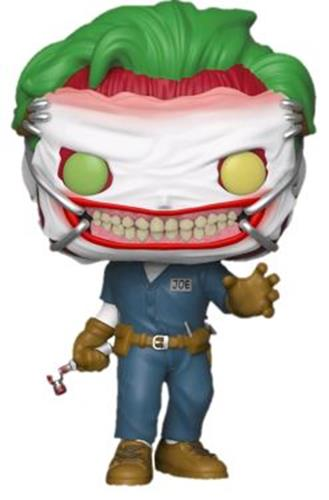 Funko Pop! Heroes The Joker (Death of the Family) (Glows in the Dark)