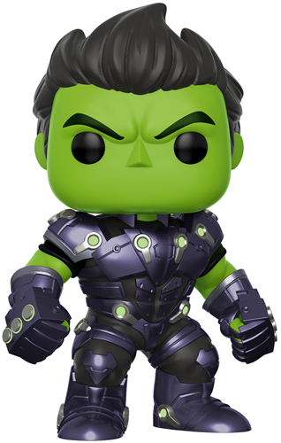 Funko Pop! Games Amadeus Cho as Hulk