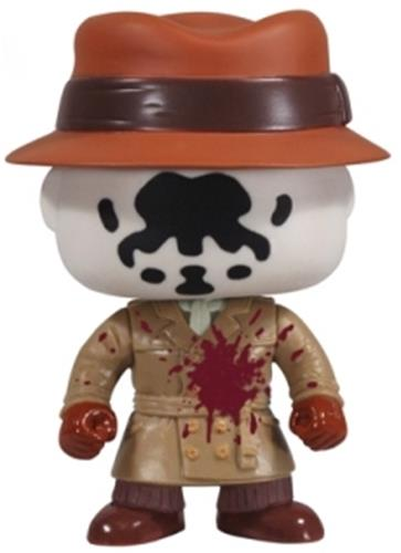 Funko Pop! Movies Rorschach (Bloody) Icon