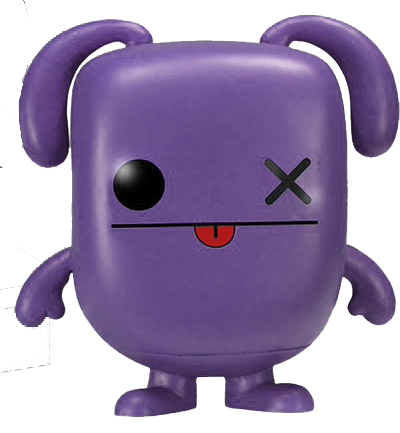 Funko Pop! Uglydoll Ox (Purple)