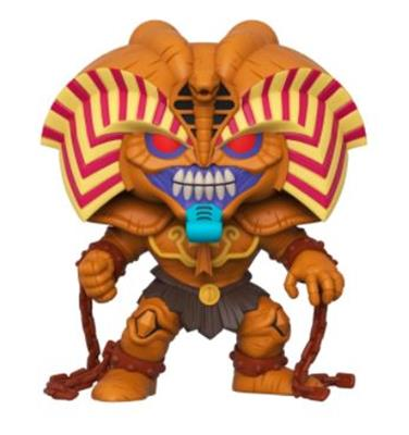 Funko Pop! Animation Exodia The Forbidden One Icon