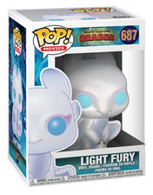 Funko Pop! Movies Light Fury Stock