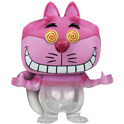 Funko Pop! Disney Cheshire Cat (Faded)
