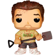 Funko Pop! Movies Ed (Shaun of the Dead) (Bloody)