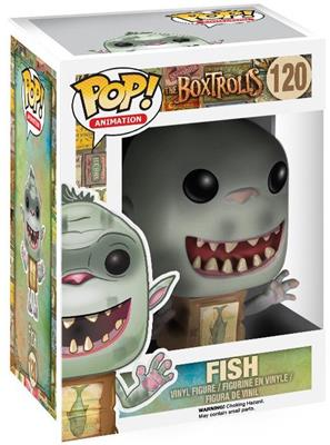 Funko Pop! Animation Fish Stock