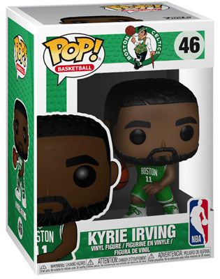 Funko Pop! Sports Kyrie Irving Stock