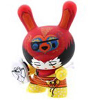 "Kid Robot 8"" Dunnys Untitled: Supakitch/Koralie"