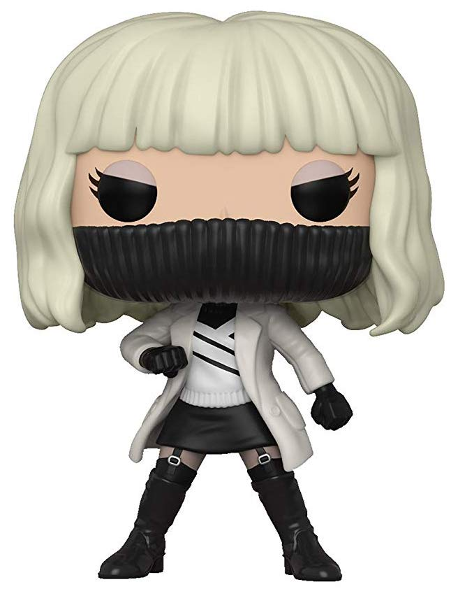 Funko Pop! Movies Lorraine (Masked) - CHASE Icon