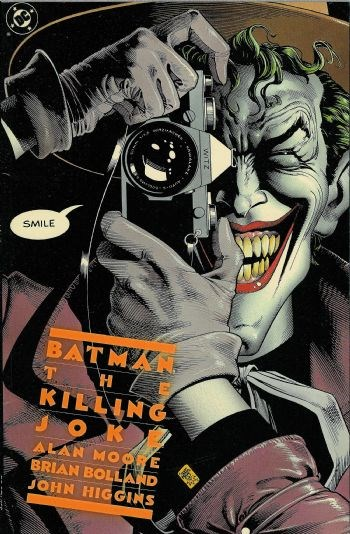 DC Comics Batman: The Killing Joke  Batman: The Killing Joke  #1C Icon