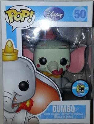 Funko Pop! Disney Dumbo (Clown) Stock