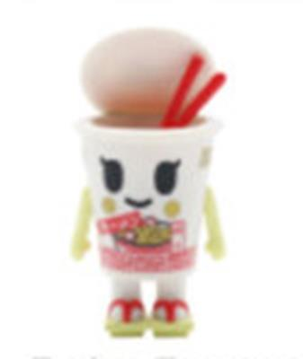 Tokidoki Supermarket Besties Ruby Ramen Icon
