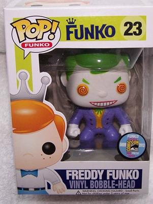 Funko Pop! Freddy Funko The Joker