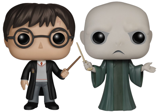 Funko Pop! Harry Potter Harry Potter / Lord Voldemort