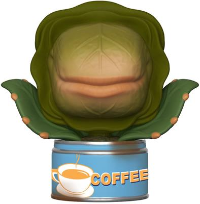 Funko Pop! Movies Audrey II (Coffee Tin Baby)