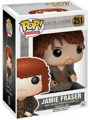Covetly Funko Pop Television Jamie Fraser 251
