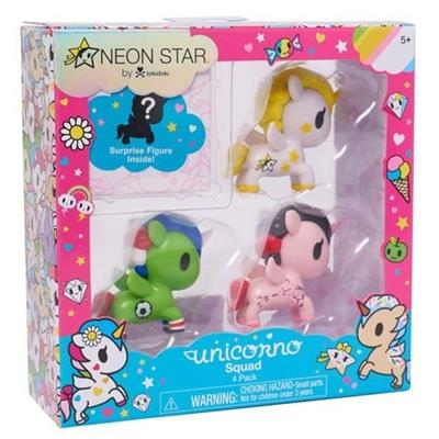 Tokidoki Neon Star G.I. Jane Stock