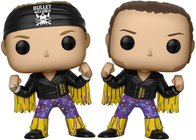 Funko Pop! Wrestling The Young Bucks (Purple)