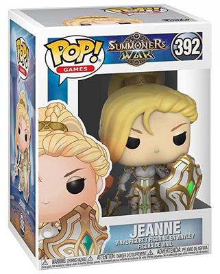 Funko Pop! Games Jeanne Stock