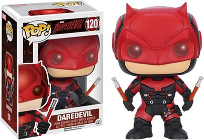 Funko Pop! Marvel Daredevil (Red Suit) (TV Show) Stock Thumb