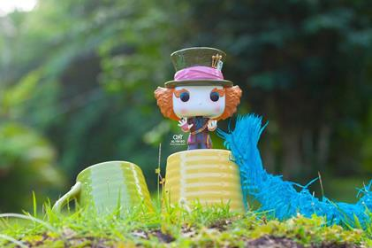 Funko Pop! Disney Mad Hatter (Live Action) alvinrophotography on instagram.com