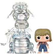 Funko Pop! Disney Elliott (Invisible) & Pete