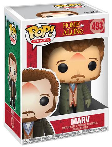 Funko Pop! Movies Marv Merchants  Stock