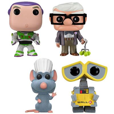Funko Pop! Minis Pixar/Disney Collection