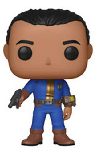 Funko Pop! Games Vault Dweller