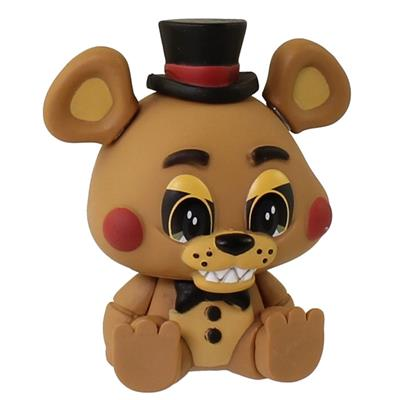 Mystery Minis Five Nights at Freddy's Series 1 Toy Freddy Stock