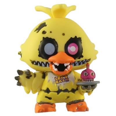 Mystery Minis Five Nights at Freddy's Series 2 Nightmare Chica Stock