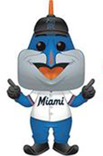 Funko Pop! MLB Miami Marlins Mascot Billy the Marlin