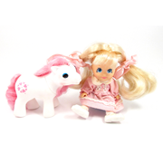 My Little Pony Year 04 Baby Sundance (BBE) and Molly