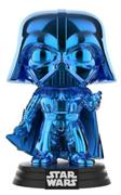 Funko Pop! Star Wars Darth Vader (Blue Chrome)