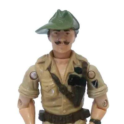 GI Joe 1984 Recondo