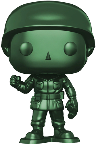 Funko Pop! Disney Army Man (Metallic)
