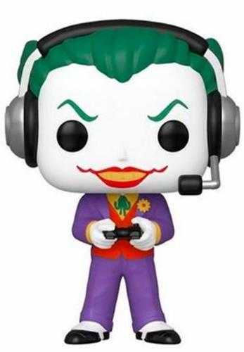 Funko Pop! Heroes The Joker (Gamer)
