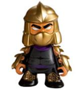 Kid Robot TMNT x Kidrobot Shredder (Gold)