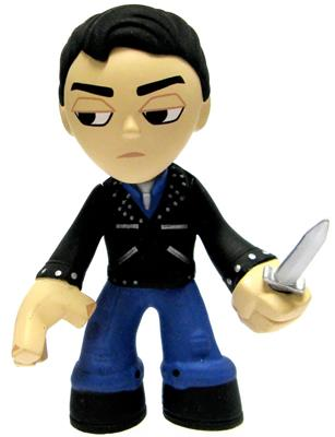 Mystery Minis Fallout Butch  Icon