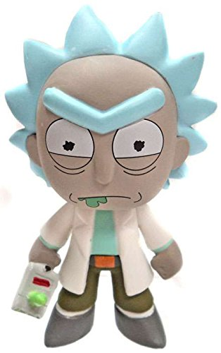 Mystery Minis Rick and Morty Rick
