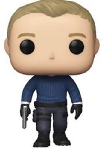 Funko Pop! Movies James Bond From No Time to Die Icon