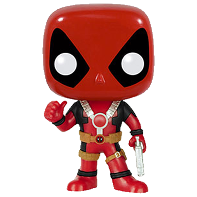 Funko Pop! Marvel Deadpool (Thumbs Up)