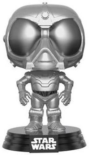 Funko Pop! Star Wars Death Star Droid (White)