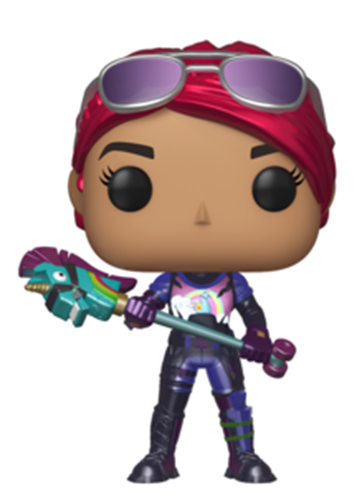 Funko Pop! Games Brite Bomber (Amazon)