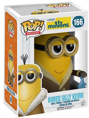 Funko Pop! Movies Bored Silly Kevin Stock