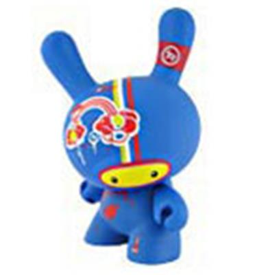 "Kid Robot 8"" Dunnys Doma (Blue)"