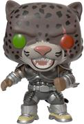 Funko Pop! Games Armor King (Silver)