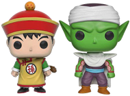 Funko Pop! Animation Gohan and Piccolo