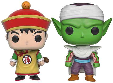 Funko Pop! Animation Gohan and Piccolo Icon